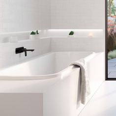 Buy the Caroma Urbane Island Bath, Australia wide at The Blue Space. Wide range of Caroma acrylic built in island baths and tubs online. Shop confidently with the best brands, service, price and warranties, guaranteed. Bathroom Island, Bathroom Spa, Family Bathroom, Bathroom Interior, Bathroom Ideas, Narrow Bathroom, Hall Bathroom, Bathroom Renos, Bath Ideas