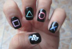 PlayStation Nails