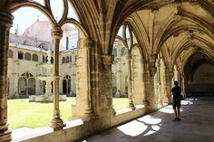 Claustro do Silêncio - Coimbra