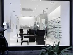 Burrioptik by nimmrichter architects, Zurich » Retail Design Blog