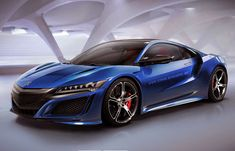 all-new second generation Acura NSX