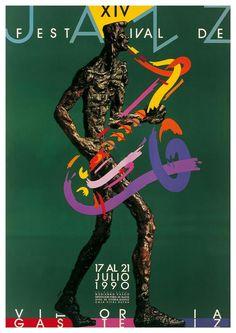 Jazz Artists, Jazz Musicians, Jazz Festival, Festival Posters, Jazz Blues, Blues Music, Jazz Poster, Vintage Poster, Design Graphique