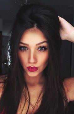 Great makeup!