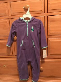 Girls Carters Little Collections Dress And Cardigan Pink Blue $44 Size 9 Months