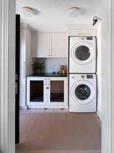 Roundup : Neutral Area Rugs - roomfortuesday.com White Laundry Rooms, Small Laundry, Laundry Closet, Laundry Drying, Laundry Area, Laundry Room Organization, Laundry Room Design, Laundry Storage, Küchen Design