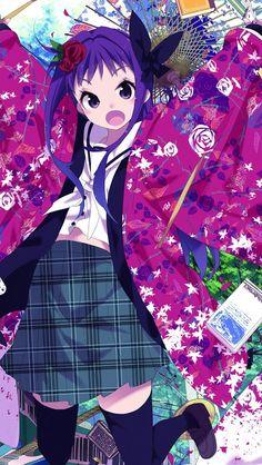 ハナヤマタ 笹目ヤヤ iPhone5(640×1136)壁紙 画像32214 スマポ