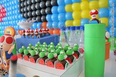 Super Mario Bros by BRINQUE FEST, via Flickr