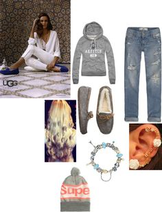 """""""Comfortable outfit"""" by melaniemelendez ❤ liked on Polyvore"""