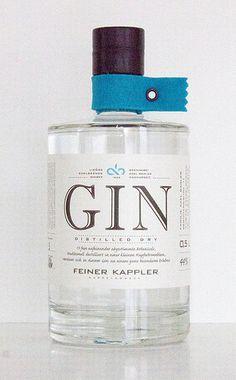 Feiner Kappler Gin - Black Forest Germany - GC