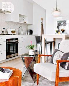 Cómo decorar un salón y comedor integrados