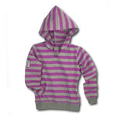 Every Junior Girl Scout needs to keep warms with this new Junior hoodie in great looking plum and grey. Rib knit cuffs and bottom and a comfortable kangaroo pocket. Junior shorthand patch on right arm. Make sure to check the Shop website for all available sizes!
