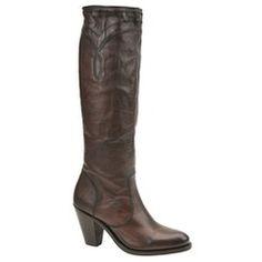 Frye Company Mustang Stitch Tall (Women's) | shoemall | free shipping!