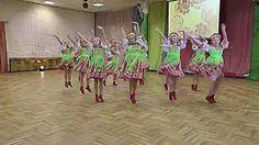 """Образцовый ансамбль танца """"Карусели"""" - Марья-Краса."""