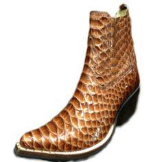 Bota anaconda masculina