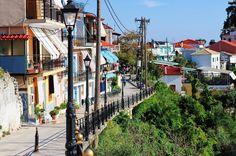 Ocean view #Parga #visitgreece #globetrotter #vscocam #vscotravel #beachview #oceanview #wanderlust #canon #eos100d #canon100d #citybythesea