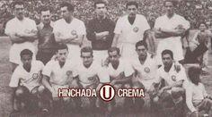 #UnDíaComoHoy en 1950 en encuentro amistoso internacional, el Club @Universitario de Deportes vence por 3 a 0 al Fluminense de Brasil...