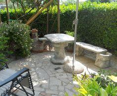 Pozzi Decorativi Da Giardino : Pozzo a altri articoli decorativi da giardino ebay