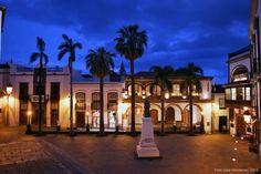 Plaza de España, Santa Cruz de La Palma, La Palma, Islas Canarias