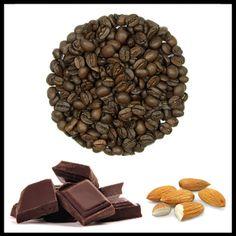 Kawa Brazylijska Czekolada Migdałto najwyższej jakości Arabica ze słynącej z kawy Brazylii.