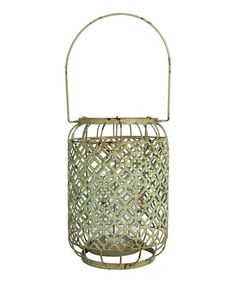 Loving this Industrial Heritage Lantern on #zulily! #zulilyfinds  ($40)