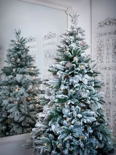 House of Fraser Christmas Tree Idea