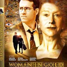 """Amazing film -story of Maria Altman and the painting of her aunt Adele Bloch Bauer by Gustav Klimt #fabulous #art #painting #klimt #love #me #emotionalfilm #details#history #beautifulGustav Klimt and Adele Bloch-Bauer: The Woman in GoldApril 2-September 7, 2015On April 2, 2015, Neue Galerie New York will open """"Gustav Klimt and Adele Bloch-Bauer: The Woman in Gold,"""" an intimate exhibition devoted to the close relationship that existed between the artist and one of his..."""