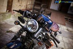 2012 Harley Davidson Iron 883 - GP_AMF-8