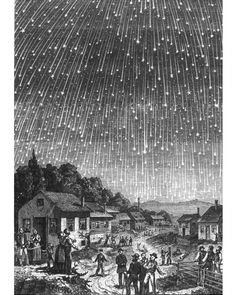 1833 Meteor Storm Started Citizen Science