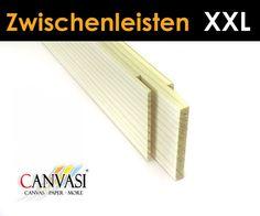 Zwischenleisten für XXL Keilrahmenleisten Canvas Paper, Wedges, Frame, Photo Illustration