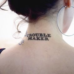 trouble maker tattly