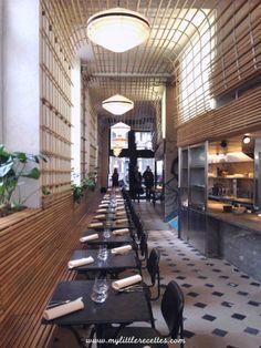Testing restaurant : Dessance ...de l'art du dessert à l'assiette 75002