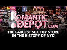 Cardi B free sex toys at Romantic Depot Manhattan  Sex Store in New York...
