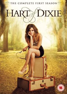 Rachel Bilson: 'Hart of Dixie' Poster! Rachel Bilson holds a stethoscope while sitting on two suitcases in the poster for her new show, Hart of Dixie, via THR. The stars as Zoe Hart in… Zoe Hart, Hart Of Dixie, Rachel Bilson, Katie Leclerc, Cress Williams, Wilson Bethel, Wade Wilson, Jaime King, Vanessa Marano