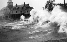 Waves crashed ashore in Woods Hole, Mass., during a 1938 hurricane._http://www.nsf.gov/news/news_summ.jsp?cntn_id=134130&WT.mc_id=USNSF_1
