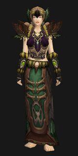 Thunderheart Regalia (Recolor) - Transmog Set - World of Warcraft