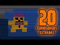 TOP 20: 20 Curiosidades Extrañas De Nightmare En Five Nights At Freddy's 4   FNAF 4 - YouTube