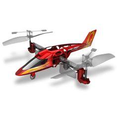 Silverlit 3D IR Heli Twister stunthelikopter 3D Heli Twister met horizontale rotors!