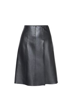 Marc Jacobs Lambskin Pleated Leather Skirt In Black Fashion Beauty, Womens Fashion, Female Fashion, Stitch Fix Stylist, Leather Pieces, Smooth Leather, Different Styles, Marc Jacobs, Leather Skirt