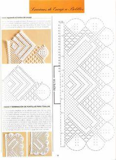 lecciones de encajes de bolillos (labores del hogar) - Maria Lucia Muñoz - Álbumes web de Picasa Crochet Books, Knit Crochet, Bobbin Lacemaking, Bobbin Lace Patterns, Needle Lace, Album, Lace Making, Needlework, Diy And Crafts