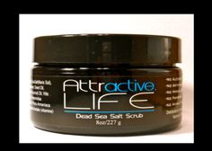 Natural Dead Sea salt scrub is a combination of natural oils and Dead Sea salts that will help your skin healthy and to reduce all skin disorders. Natural oils prevent the allergies and Dead Sea salt makes your skin more energetic. Dead Sea Salt Scrub, Sea Salt Body Scrub, Sea Salt Scrubs, Body Scrub Recipe, Diy Body Scrub, Natural Oils, Natural Skin, Natural Products, Peppermint Sugar Scrubs