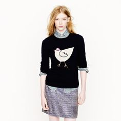French hen sweater - getting this :)