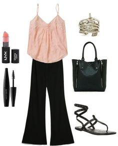 Learn how to wear palazzo pants with our fashion tips and outfit suggestions, including trendy palazzo pant looks for both day and night.