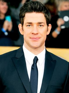 """Boston is actually the capital of the world. You didn't know that? We breed smart-ass, quippy, funny people. Not that I'm one of them. I just sorta sneaked in under the radar,"" Newton, Mass. native and Office costar Krasinski once told The Improper Bostonian."