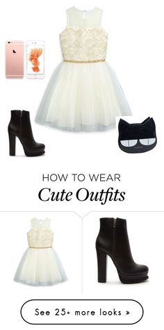 """""""Birthday outfit"""" by siggyannaerickson on Polyvore featuring Forever 21 and David Charles"""