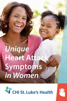 Heart disease is the number one killer of women in America. In honor of American Heart Month in February, CHI St. Luke's Health put together an informative webinar on the unique heart attack symptoms in women. Watch the recording of the presentation below to learn more about the symptoms of a heart attack, risk factors of heart disease, and how you can start making changes to reduce your risk.