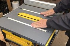 This time I'll show you how to make a simple and accurate crosscut sled for my job site table saw.How I did it - you can check by looking DIY video or you. Table Saw Crosscut Sled, Table Saw Sled, Table Saw Jigs, Diy Table Saw, Woodworking Blueprints, Easy Woodworking Projects, Woodworking Jigs, Carpentry, Antique Christmas