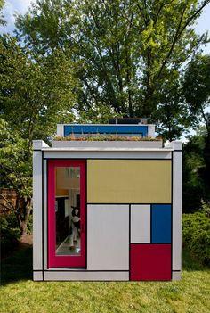 modern kids by Barnes Vanze Architects, Inc