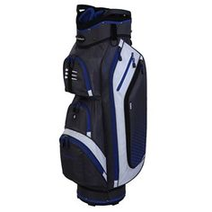 6e169b1d7ad2 MacGregor Golf MacGregor Heritage Plus Cart Bag Features: 9.5³ top cart bag  15-