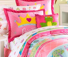 Princess Girls Bedding by Olive Kids Kids Princess Bed, Princess Room, Princess Castle, Princess Sophia, Pink Princess, Queen Size Bed Sets, Queen Comforter Sets, Crown For Kids, Girls Bedroom