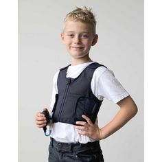 Weighted Vests | Pressure Vests for Autism & Sensory Processing Disorder | SQUEEZE Inflatable Compression Vest